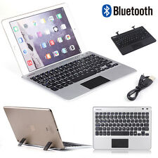 Wireless Bluetooth Keyboard with Touchpad Stand For Apple iPad Air 2 iPad 2