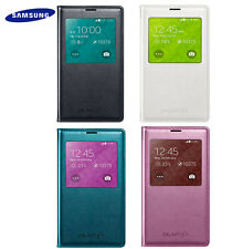 SAMSUNG ORIGINAL S-VIEW FLIP COVER EF-CG900B FOR GALAXY S5 G900- SELECT COLOR