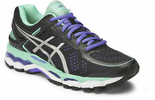 Asics Gel Kayano 22 Womens Running Shoe (B) (9099) | SAVE $$$