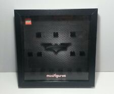 Cornice Vetrina Display Case Lego Minifigures SuperHeroes Batman