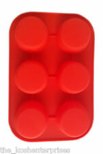 Kosh 6-Cup Silicone Moulds