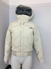 The North Face 600 Range Ladies Ski Jacket, Coat, Size XS, WHITE, VGC