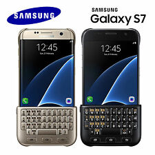 Original Samsung EJ-CG930 Galaxy S7 Qwerty Keyboard Cover Protective Case