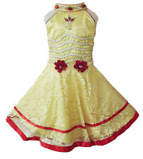 Designer Party Wear Fancy Frock For Baby Girls dress Age 3-8 years