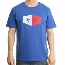 Rip Curl T-shirt ~ 3D Icon Blu
