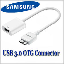 Original Samsung USB 3.0 OTG Adapter Micro USB Type Connector DATA Sync Cable