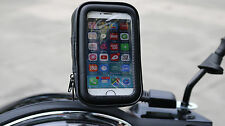 JOEZ MOTORCYCLE HANDLEBAR PHONE/SATNAV HOLDER CRADLE/MOUNT MOTORBIKE/SCOOTER