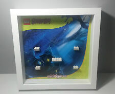 Cornice Vetrina Display Case Lego Minifigures ScoobyDoo