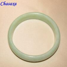 Brand New Solid Jade Bangle / Bracelet - Hand Polished