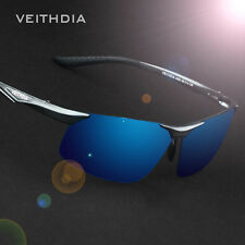New HD Polarized Sunglasses Mens Outdoor Sport Driving Mirrored Glasses UV400