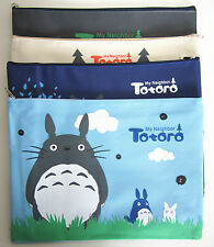 Ghibli Studio My Neighbour Totoro Strong Document Pouch Holder Case Stationary