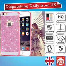 Luxury Bling Glitter Crystal Hard Case Diamond Sparkle Cover For Apple Iphone 6