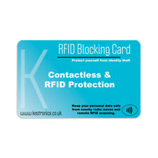 Contactless Card blocker - Protection for your Credit Cards
