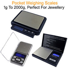 Digital Weighing Scales Jewellery Gold Silver Gems Diamonds Carat Electronic UK