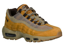 NEW MENS NIKE AIR MAX 95 RUNNING SHOES TRAINERS BRONZE / BAMBOO / GUM LIGHT