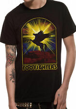 Foo Fighters Horse Dave Grohl Rock Heavy Metal oficial Camiseta para hombre