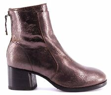 MOMA Scarpe Stivaletto Donna Ankle Boots 94503-7B Old Boy New Car Vintage Italy