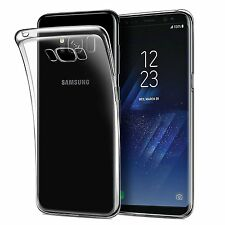 ETUI COQUE HOUSSE PROTECTION SILICONE TPU SAMSUNG GALAXY S6/ S7/ S7 edge / S8 +