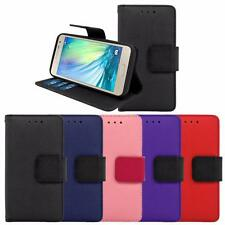 Samsung Galaxy A7 Luxury Folio Leather Slim Wallet Card Magnetic Box Case Cover