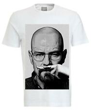 Breaking Bad Joke Moustache T-shirt - Walter White Breaking Bad