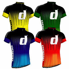 Didoo Nuovo Da Uomo Metà Maniche Bici Jerseys Outdoor Cycle Sport Racing T-shirt