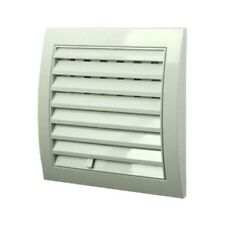 Air Vent Grille with Adjustable Shutter and Fly Screen Ventilation Cover Grid