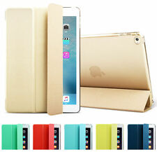 Smart Magnetica Astuccio Custodia In Pelle per Apple iPad 2 3 4 Air Mini Pro
