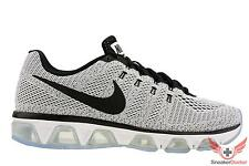 New Nike Mens Air Max Tailwind 8 Running Shoes White/Black All Sizes