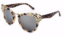 Jewel Embellished Sunglasses. Women, Aviator, vintage, cat's eye, festival