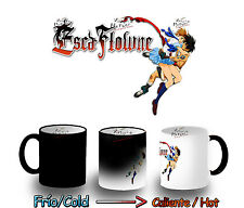 TAZA MAGICA ESCAFLOWNE SWORD MAGIC MUG tasse es