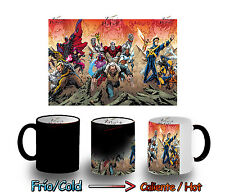 TAZA MAGICA X MEN APOCALIPSIS MAGIC MUG tasse es