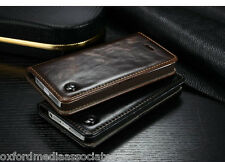 Italian R64 Pu Leather Slim Case Cover Wallet for iPhone 5 / 5s / Se Phones