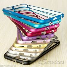 Premium Luxury Aluminium Slim Metal Bumper Frame body case for iPhone 6,6S 4.7""