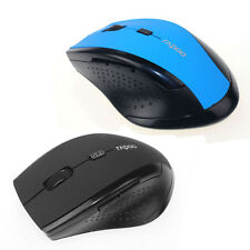 2.4GHz Wireless Mouse Da Gioco Ottico Mice Per Computer portatile del PC Pop