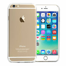 Ultra Thin Transparent Clear Soft Silicone Gel Case Cover For IPhone 6S/6S+/5SE