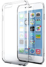 Ultra Thin Transparent Clear Hard Silicone TPU Gel Case Cover For IPhone 6S/6S+