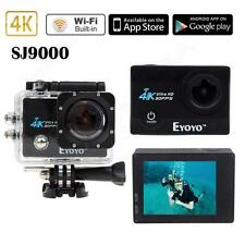 "SJ9000 4K HD WiFi Sports Camera 1080P 2.0""LCD 16MP Diving DVR Video Camcorder"