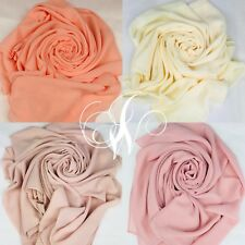 Hijab/scarf elegance chiffon in different beautiful colours