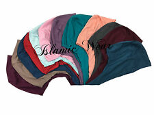 Under scarf/hijab bonnet in many different pretty colours