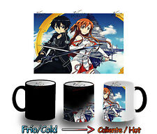 TAZA MAGICA SWORD ART LOVE MAGIC MUG tasse es