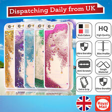 For New Apple IPhone 6S/6 Plastic Liquid Sand Skin Case / Cover Crystal Clear