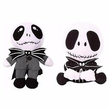 PLUSH PELUCHE NIGHTMARE BEFORE CHRISTMAS JACK SKELLINGTON SKELETRON 20/25 CM