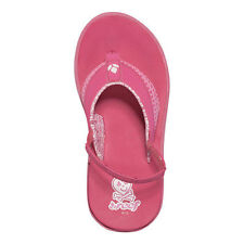 REEF LITTLE TREASURE CHEST SANDALS Hot Pink Reef Girls' Shoes