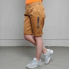 New Nike Women NSW Selvage Chino Short  Summer Roll Up
