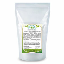 100% Pure INULIN POWDER 250g 500g 1kg FOS Natural Powerful Prebiotic