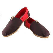 Burner Men's Shoes -Casual Shoes In Black/Red Colour (BFS-302-Black/Red)