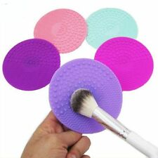 Make Up Brush Cleaning Silicon Egg Brush Scrubber Cosmetic Brush Cleanser