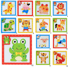 Wooden Kids Child Early Education Magnet Whiteboard Puzzles Toys Games YOUR WISH