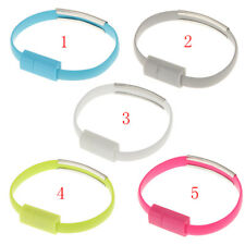 Bracelet Style Data/Charging USB Cable for iPhone 5/5c/5s/6/6s