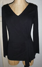 Steffen Schraut Black Layer Top long sleeve - new without tags